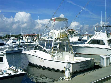 Captain John Fishing Boat by Jacksonville Deep Sea Fishing Charters With Capt Ray Mccauley