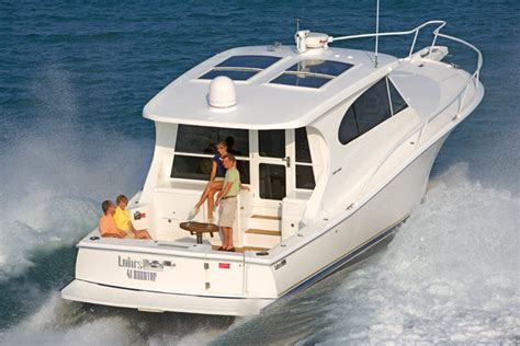 Boat Hardtop by Research Luhrs Boats 41 Top Cruiser Boat On Iboats