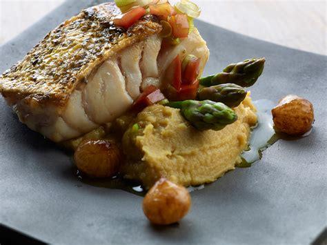 grouper fish skordalia chickpea marinated recipes fillet recipe
