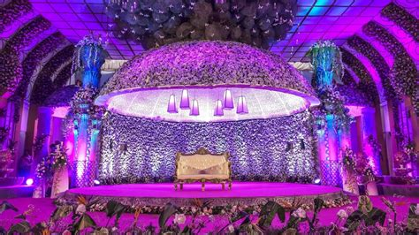 Grand Wedding Decorations - grand wedding transformation in coimbatore floral