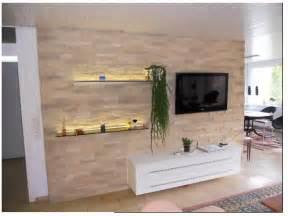 steinwand wohnzimmer wohnzimmer