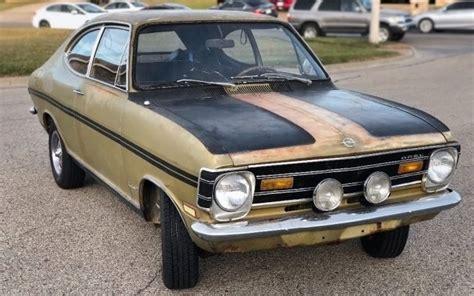 1969 Opel Kadett For Sale by Opel Barn Finds