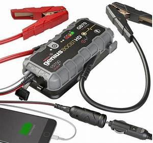 Noco Genius Gb70 Boosthd Jump Starter And Power Bank  2000