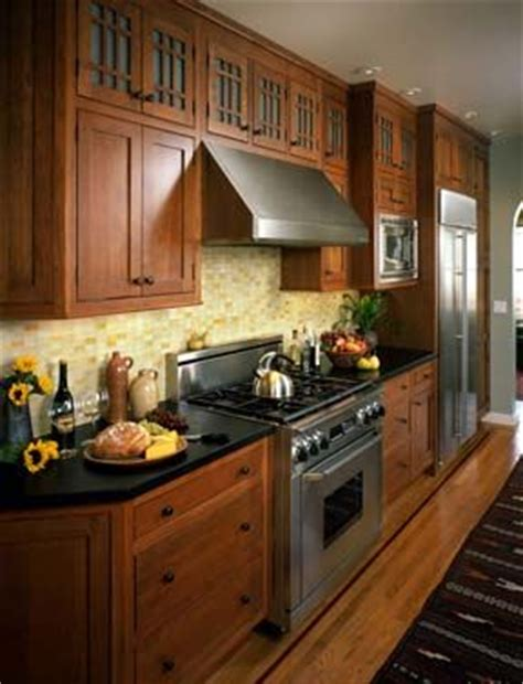 kitchen cabinets craftsman style this timber lots of drawers minimal moulding easier to 5989