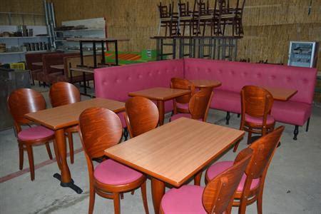 chaise bistrot occasion ensemble mobilier restaurant à 800 14540 bourguebus