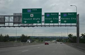 Interstate-Guide: Interstate 480 Nebraska / Iowa