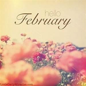 Hello February Quotes. QuotesGram