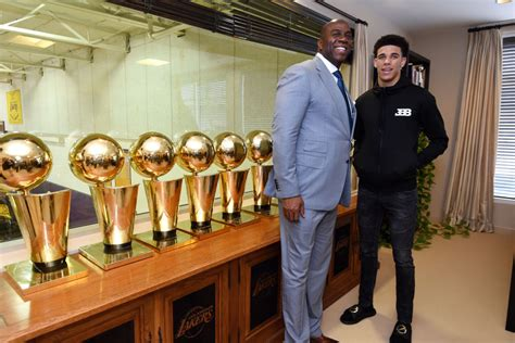 Magic Johnson: Lonzo Ball 'New Face of the Lakers'