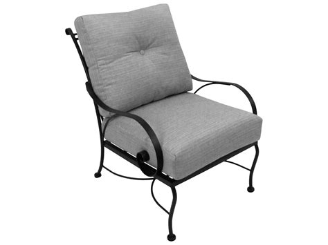 meadowcraft patio furniture cushions meadowcraft monticello lounge chair replacement cushions