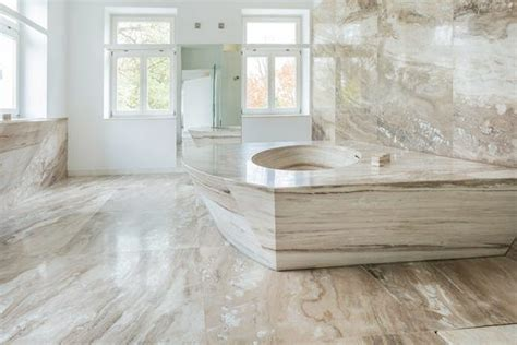 marble  porcelain tile flooring pros cons