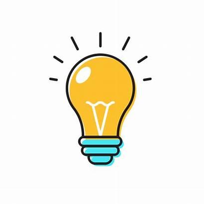 Bulb Idea Icon Data