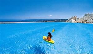 World Largest Swimming Pool - San Alfonso del Mar