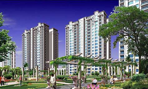 Dlf New Town Heights Town Houses, Sector 86 Gurgaon