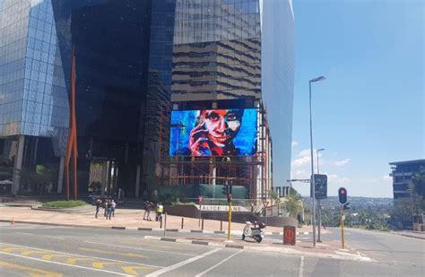 Relativ Media Introduces Largest Digital Screen In Africa