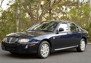 Used Rover 75 Review  2001