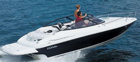 Doral Cuddy Cabin Boats by Research Doral Boats Escape Phazer Cuddy Cabin Boat On