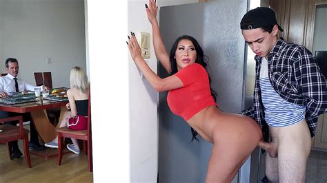 Horny Mom Forces Stepson To Satisfy Her Crave For Incest