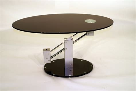 adjustable height round coffee table adjustable height coffee table transforming ideas