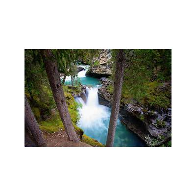 Johnston Canyon CanadaAncient Origins