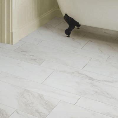 bathroom floor tile home depot marazzi vitaelegante bianco 12 in x 24 in porcelain