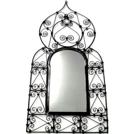 achat miroir marocain en fer forg 233 45 x 91 cm aladin