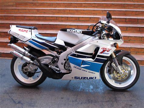 Suzuki Gamma by 1992 Suzuki Rgv 250 Gamma Moto Zombdrive