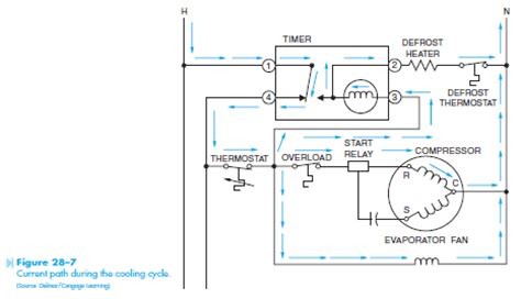 Paragon Defrost Timers Wiring Diagram