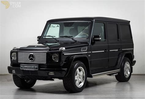 View photos, features and more. 2005 Mercedes-Benz G 55 AMG for Sale. Price 49 950 EUR - Dyler
