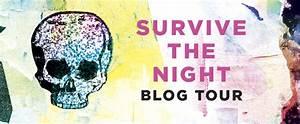 Blog Tour  Survive The Night By Danielle Vega