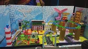 Science Exhibition Model