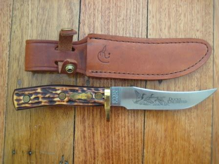 Knives Made In Usa by Schrade Knife Usa Made Schrade Ducks Unlimited