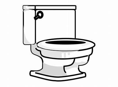 Toilet Clipart Bathroom Potty Transparent Clip Cliparts