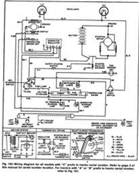 Ford 3000 Generator Wiring by Ford 4000 Generator Wiring Diagram