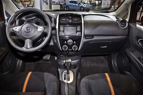 Nissan Versa Note Interior by 2015 Nissan Versa Note Sr Interior Photo 68