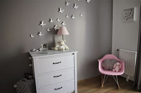 d oration papillon chambre fille deco chambre bebe papillon visuel 6