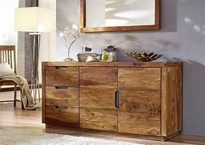 Palisander Holz Kaufen : sheesham m bel sideboard palisander holz massiv duke 126 kommode pinterest kommode ~ Orissabook.com Haus und Dekorationen