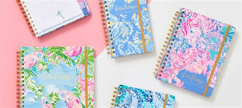 monthly planner month lilly pulitzer
