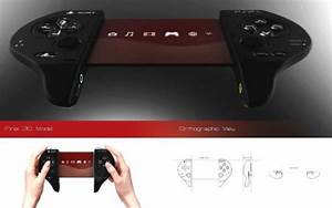 Sony PSP 2 concept   Concept Phones