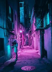 Cyberpunk, Seoul, Pics