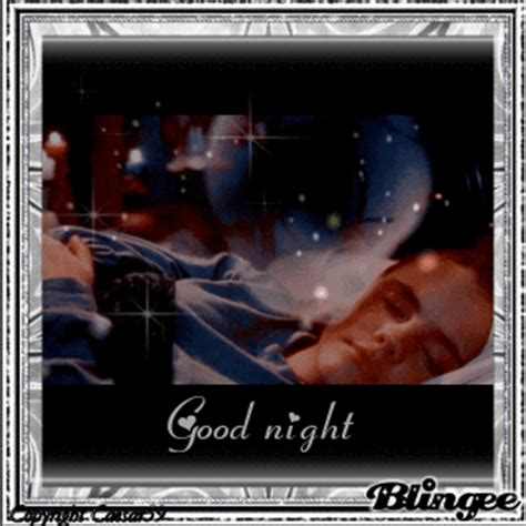 good night kiss Picture #129892226 | Blingee.com