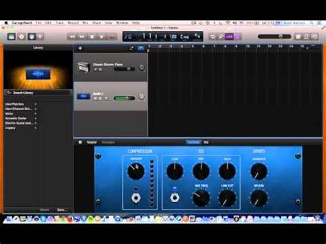 Garage Band Recording by Garageband Usb Mic Recording