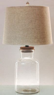 fillable glass jar table l pin by jones on home sweet home