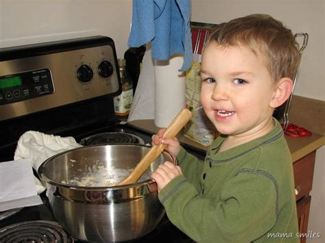 kitchen chemistry  images fun activities