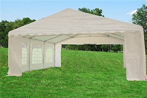 pe tent white heavy duty wedding party tent