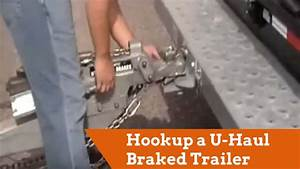 How To Hookup A U-haul Braked Trailer