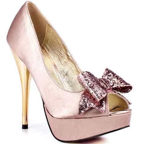light pink shoes luichiny kissy light pink satin shoes ijshoes