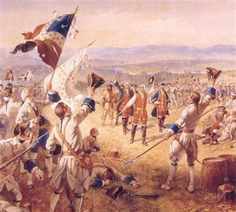 French And Indian War Timeline  Timetoast Timelines