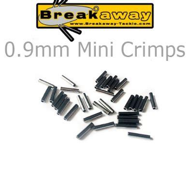 breakaway mm mini crimps