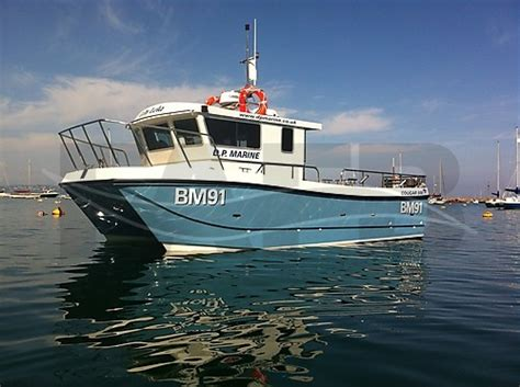 Fishing Boat For Sale Devon by Cougar Catamaran Devon Fafb