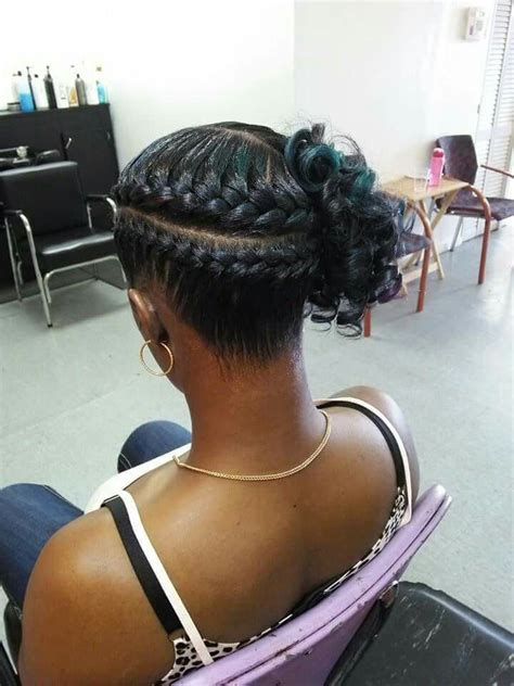 black girl braided hairstyles without weave short dread